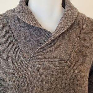 VTG 65% New Zealand Wool Sweater 44 Chest-Bust